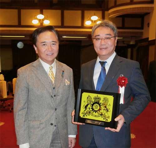 「平成27年度神奈川県優良小規模企業者表彰」受賞