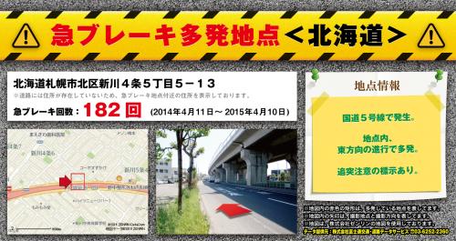 北海道札幌市北区新川4条5丁目5−13