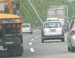 トレーラへの特殊車両通行許可への取り締まり強化 配送方法が大きく変化