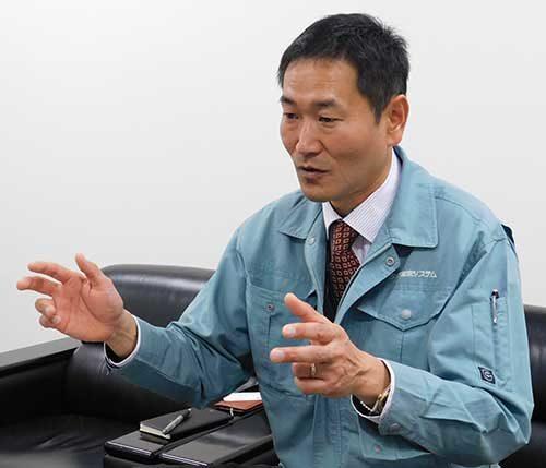 タカラ物流システム 寺村幸治室長「事故ゼロ件が目標、プロ意識と行動を」