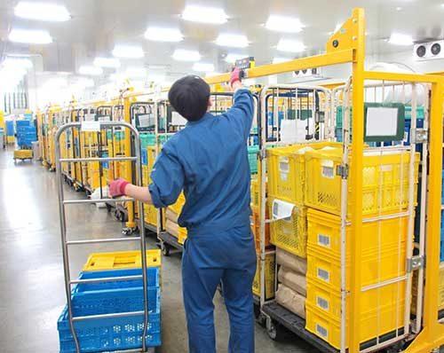 タカハタ電子 充電機能付きマルチラック発売