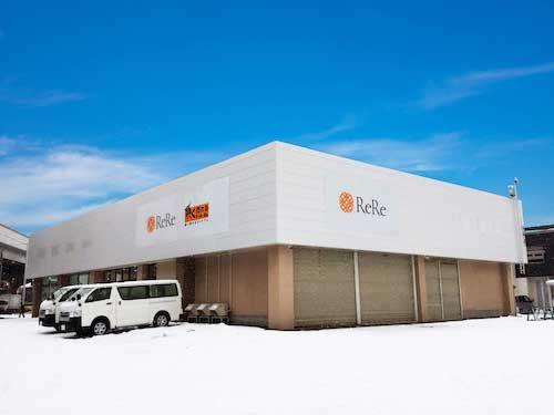 マーケットエンタープライズ 札幌にリユース施設、物流網の整備強化