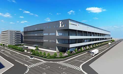 新日鉄住金エンジニアリング  「LOGI FRONT越谷I」の建設工事に着手