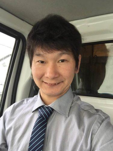 藤井運送サービス 藤井稔弘代表