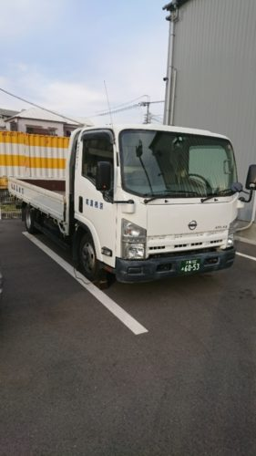 京橋運輸株式会社 桜本芳久社長