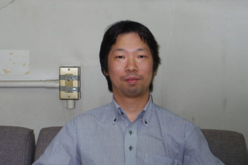 有限会社ロジテック三島 山本彰雄社長