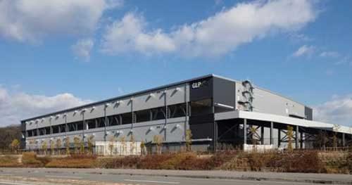日本GLP 神戸に物流施設竣工、エリア配送に適合