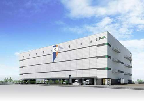 日本GLP 物流施設の需要大、着工前の施設埋まる
