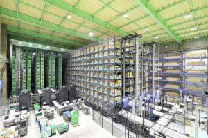 村田機械 部品物流拠点「ムラテックグローバルパーツセンター」が稼働
