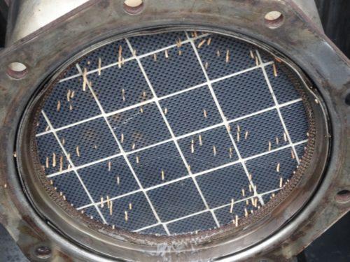 日本油化工業とマキ自動車 DPFマフラー洗浄を共同開発