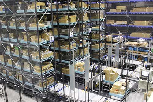 村田機械 犬山市に統合パーツセンター、運用システム共通化