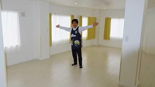 ビジネスジャパンエキスプレス 子育てしやすい環境づくり、社内託児所を開設