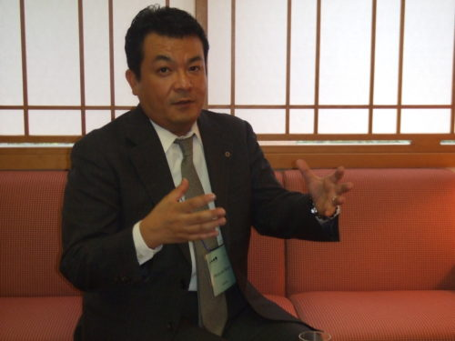 北海道物流開発株式会社 斉藤博之代表取締役会長