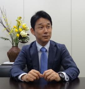 タカラスタンダード株式会社 吉井剛仁業務統括本部長