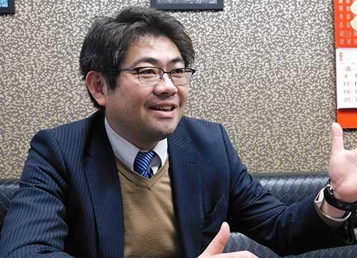 イズミマトリックス 田口智一社長 「付加価値のある物流へ」