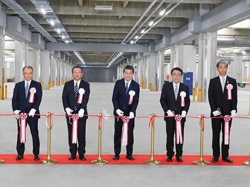 ラサール不動産投資顧問ら3社 「ロジポート大阪大正」竣工