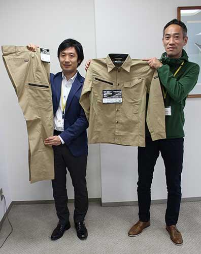 ワークマン 安さと機能性が武器、法人向け作業服「G―Next」