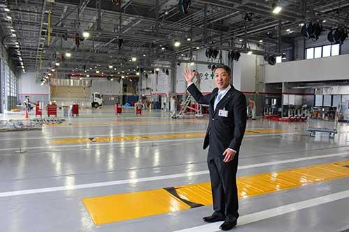 UDトラックス 京都カスタマーセンターを新設