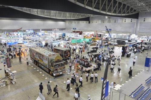 5月10日からジャパントラックショー2018