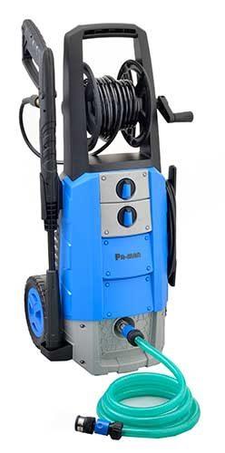パーマンコーポ 事務所や倉庫の清掃に「ポータブル高圧洗浄機」