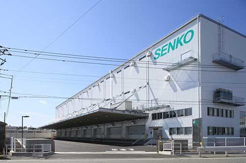 センコー 東富士PDセンター竣工、環境に配慮したつくり