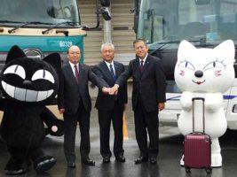 ヤマト運輸と大分交通と大分航空ターミナル 観光支援型の客貨混載、全国で初