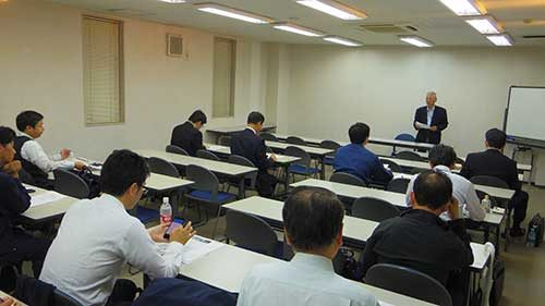 シーエムオー 物流経営講座「規定の周知が会社を守る」