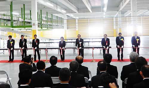 コメリ 北海道流通センター竣工、100店舗体制めざす