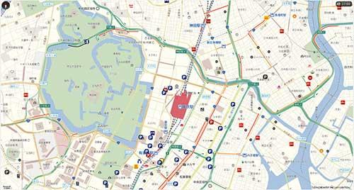 インクリメントP 地図アプリ開発キットの機能改善を発表