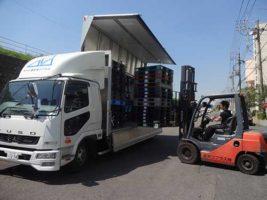 新日本リプラス 効率化に運送会社設立、プラパレ回収ワンストップで