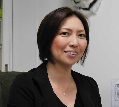 CHIGUSA JAPAN 門馬千草社長「着実に次なるステージへ」