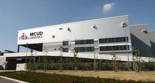 三菱商事都市開発 川崎の物流センターの増築工事が完了