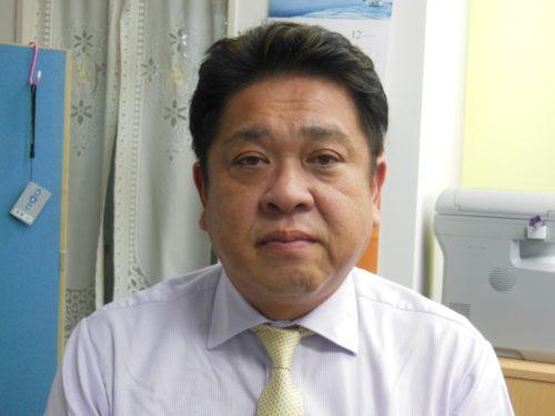 フクダ運輸倉庫株式会社 福田直人専務