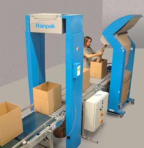 パルテック 紙活用の梱包ソリューション、低温度帯輸送品質を保持