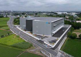 CRE 春日部市に物流施設、契約率100%で稼働開始