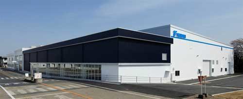 椿本チエイン 展示場併設のマテハン新工場が6月から生産開始