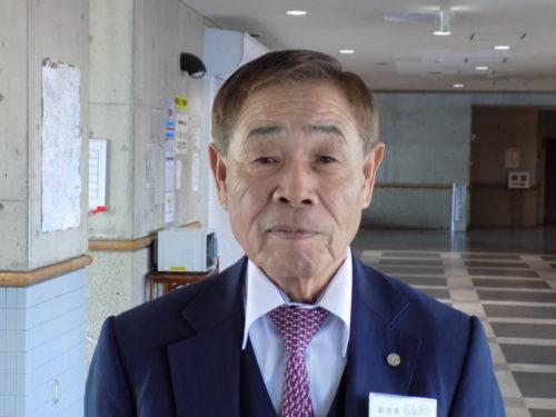 行方運送株式会社 熊谷寛静会長
