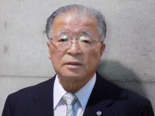下館陸運株式会社 加藤木勇社長