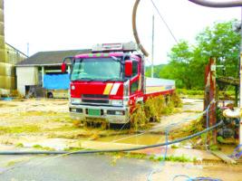 西日本豪雨から1か月 被災各社の再建進む