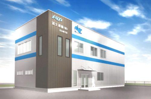 富士運輸 北九州支店オープン、最新の特殊車両配備