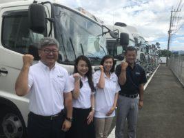 中古トラック販売のリトラス 熊本支店をリニューアル