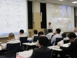 シモハナ物流 定例会議「安全は全てに優先」