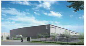 新日鉄興和不動産 尼崎と越谷に物流センター開発へ