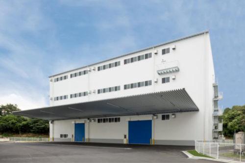 タカラスタンダード 名古屋工場内に新倉庫