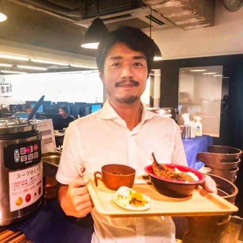 タベル 学校給食がコンセプト、デリバリー型社食サービス「みんなの食堂」