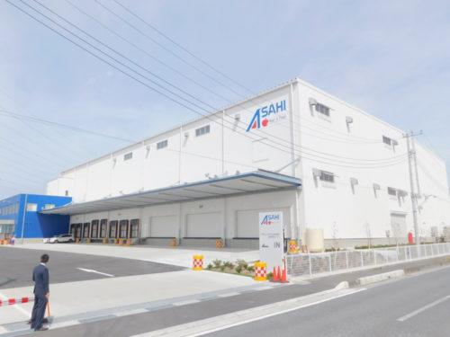 アサヒロジスティクス 岩槻共配センターが完成、東日本全域をカバー