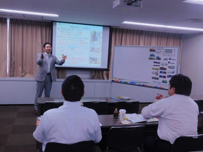 ロジクエスト 冷蔵冷凍物流の初級者講座を開講