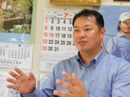 青翔運輸 古谷隆之社長  「目標達成へ若い人材積極採用」