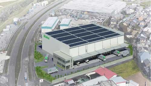 大宝運輸 新物流センター開設へ「事業の拡大につなげたい」