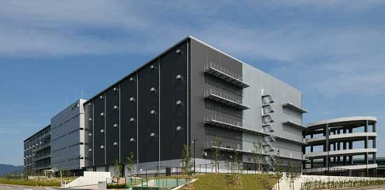 日本GLP 西宮市と災害時協力協定、一時退避施設として提供